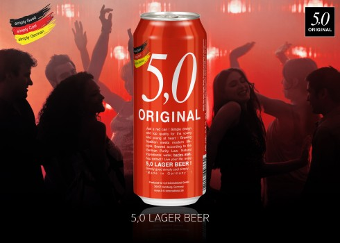 5,0lager