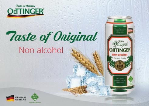 OE non alcohol