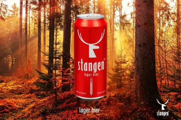 Stangen Lager bier